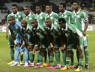 The raining African champions, The SuperEagles of Nigeria, will be