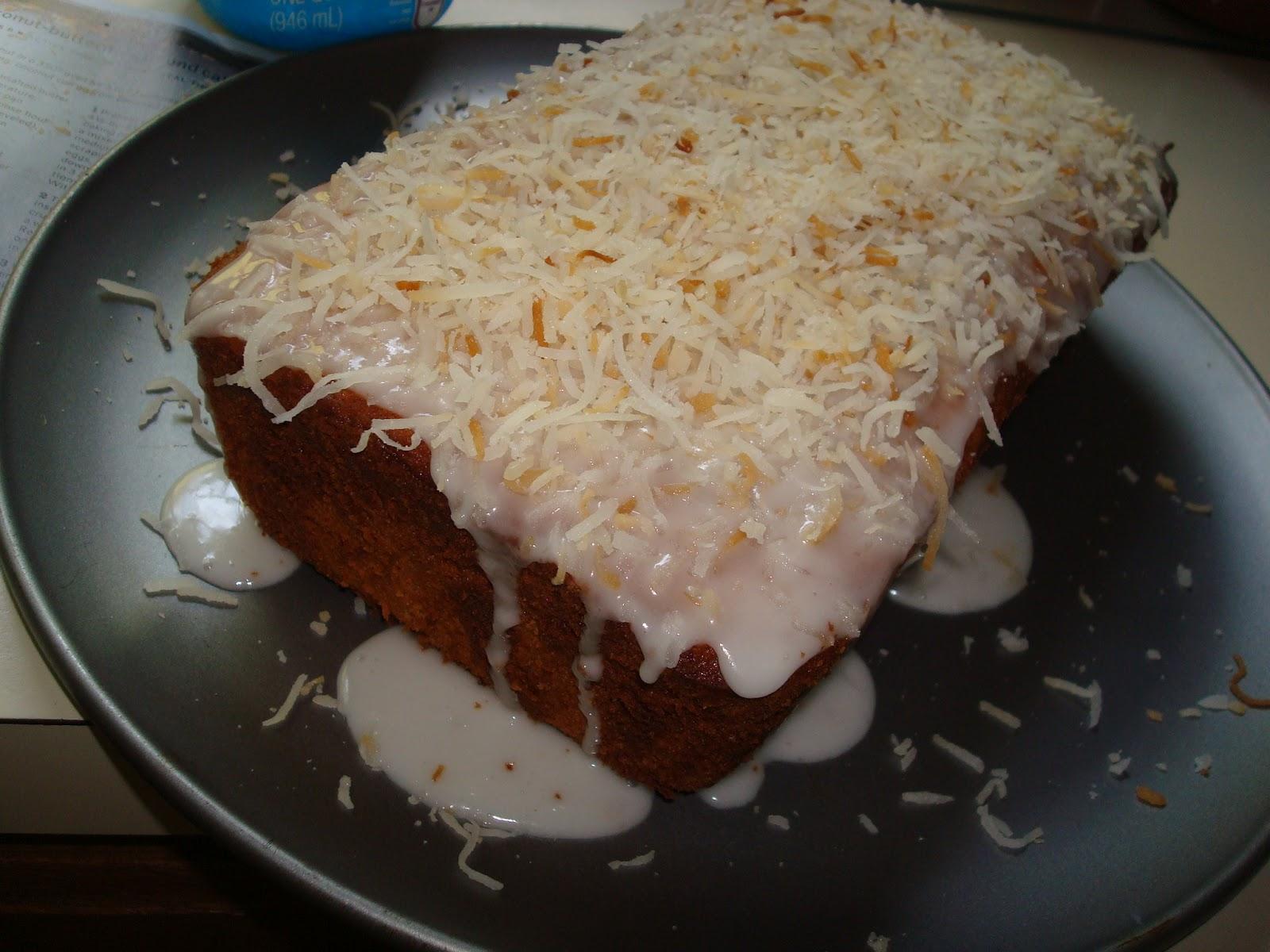 mocha me: Coconut Buttermilk Pound Cake