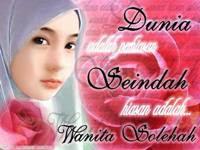Kata Mutiara: Arti Kecantikan dalam Islam