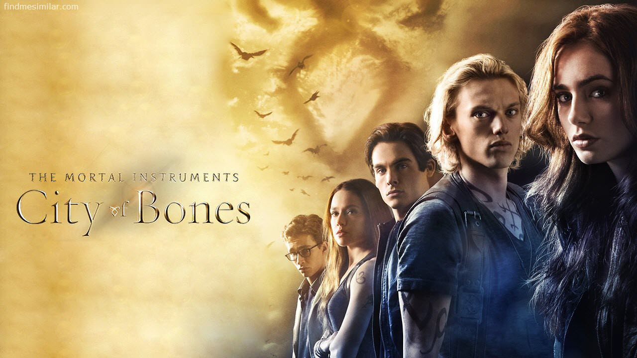Movies Like Vampire Academy: The Mortal Instruments: City of Bones (2013)
