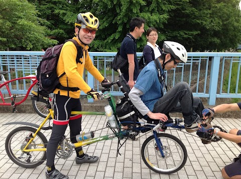A visit to the Suginami Bicycle Festival 2012