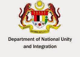 Jawatan Kerja Kosong Jabatan Perpaduan Negara dan Intergrasi Nasional (JPNIN) logo www.ohjob.info