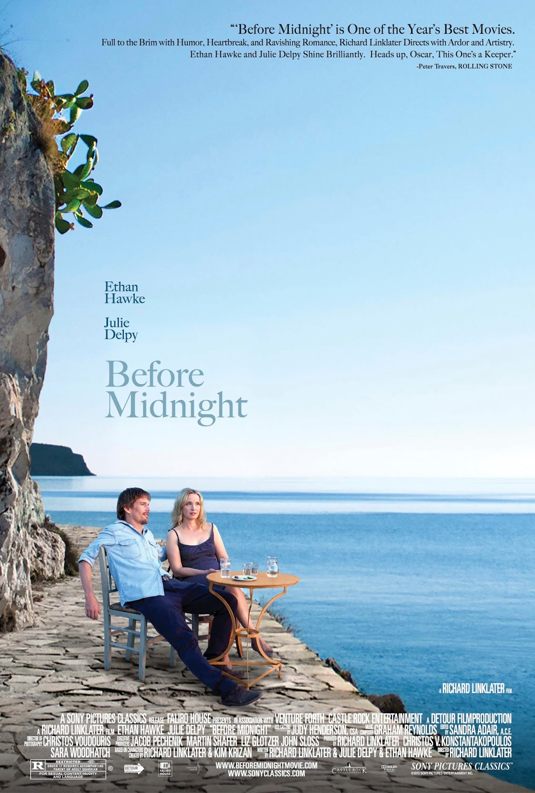 Before Midnight Caratula Antes del Anochecer Película 2013