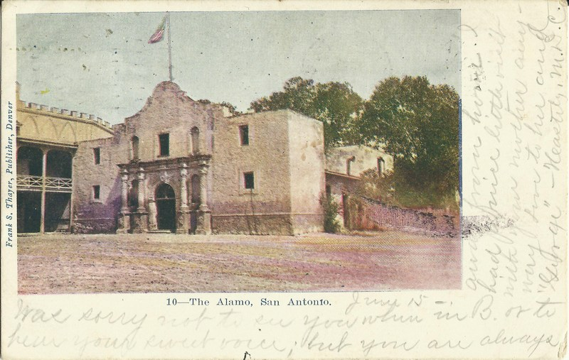 battle of the alamo essay Meanwhile, in san antonio, mexican general antonio lopez de santa anna's siege of the alamo continued on this day in 1865, at the battle of waynesboro.