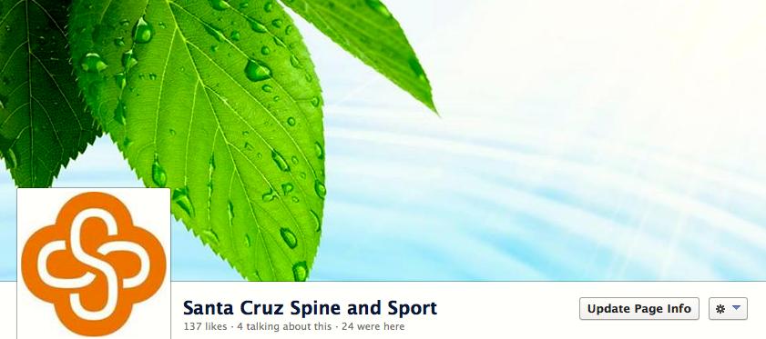 Santa Cruz Spine and Sport on River St.