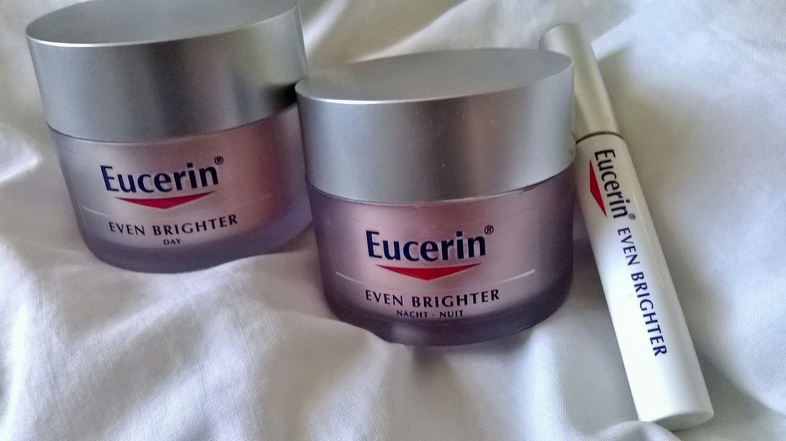 beautiful life as i know it review eucerin even brighter. Black Bedroom Furniture Sets. Home Design Ideas