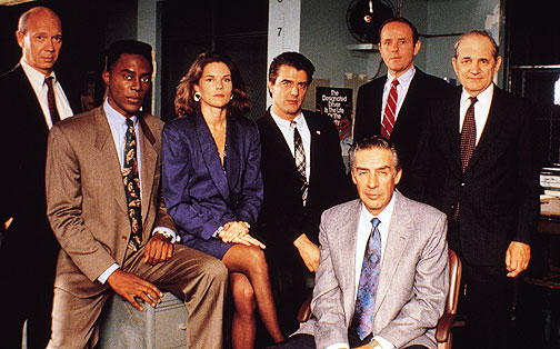 Crime tv law amp order the complete series on dvd