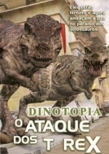Dinotopia: O Ataque dos T Rex   Dublado Download