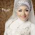 Beberapa Pilihan Untuk Model Hijab Pengantin