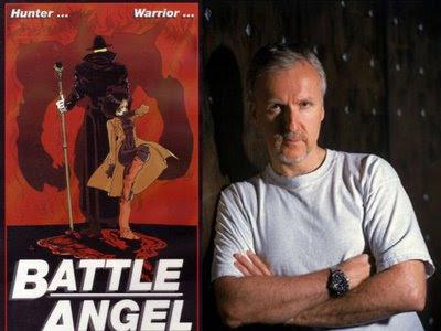 James Cameron todavía quiere hacer Battle Angel