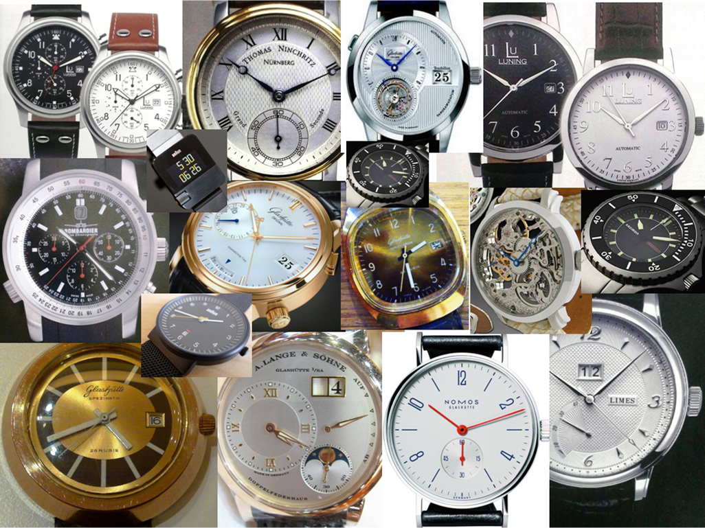 Names German Watches