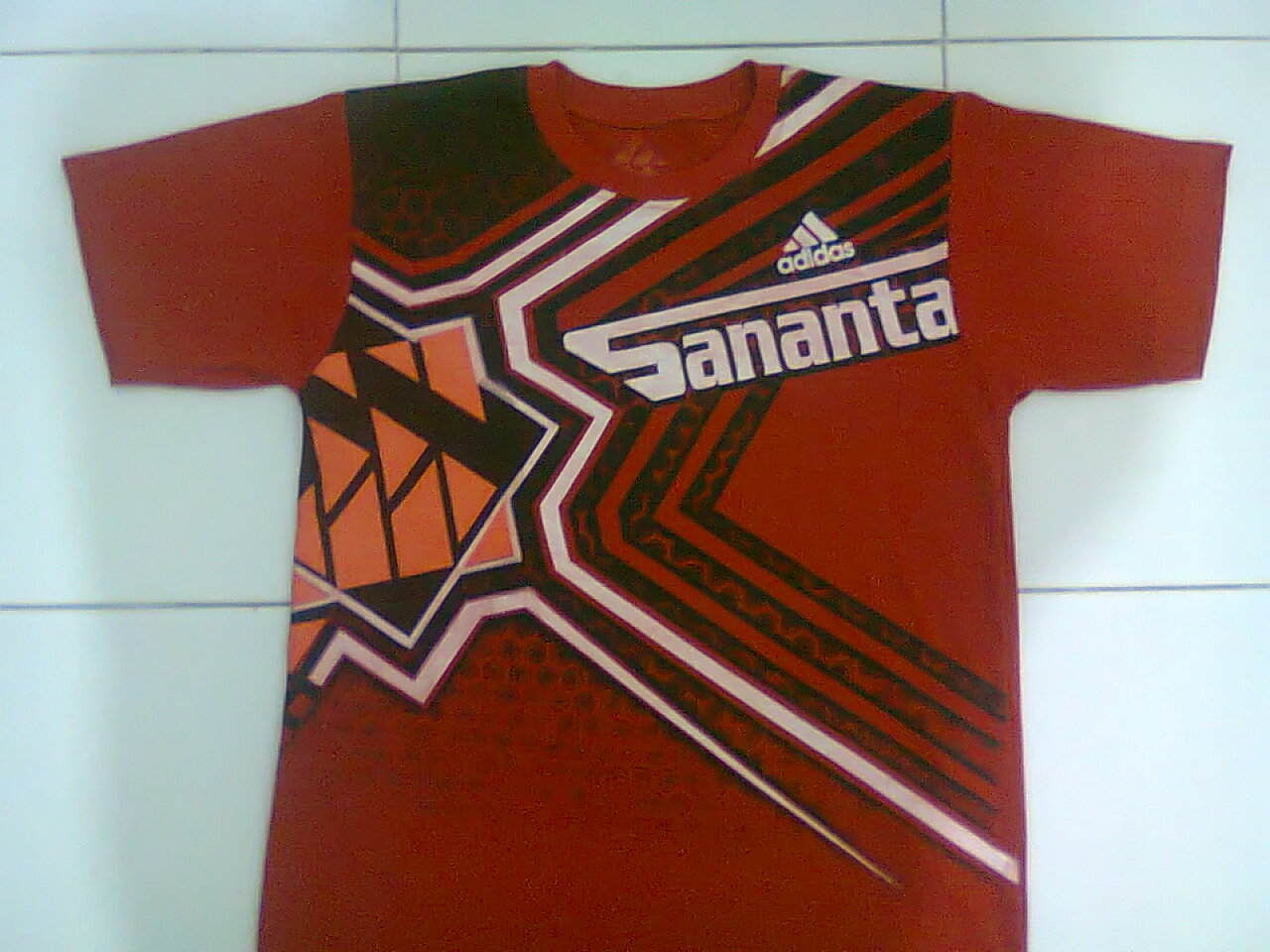 KAOS VOLLEYBALL PROLIGA 2012 JAKARTA SANANTA