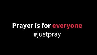 #justpray