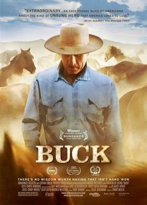 Buck (2011) Blu Ray Rip 575 MB blu ray dvd cover, buck dvd cover, buck