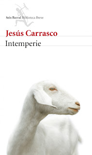 """Intemperie"", de Jesús Carrasco"