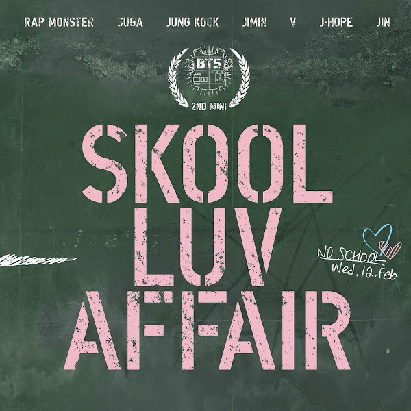 BTS Skool Luv Afair Cover