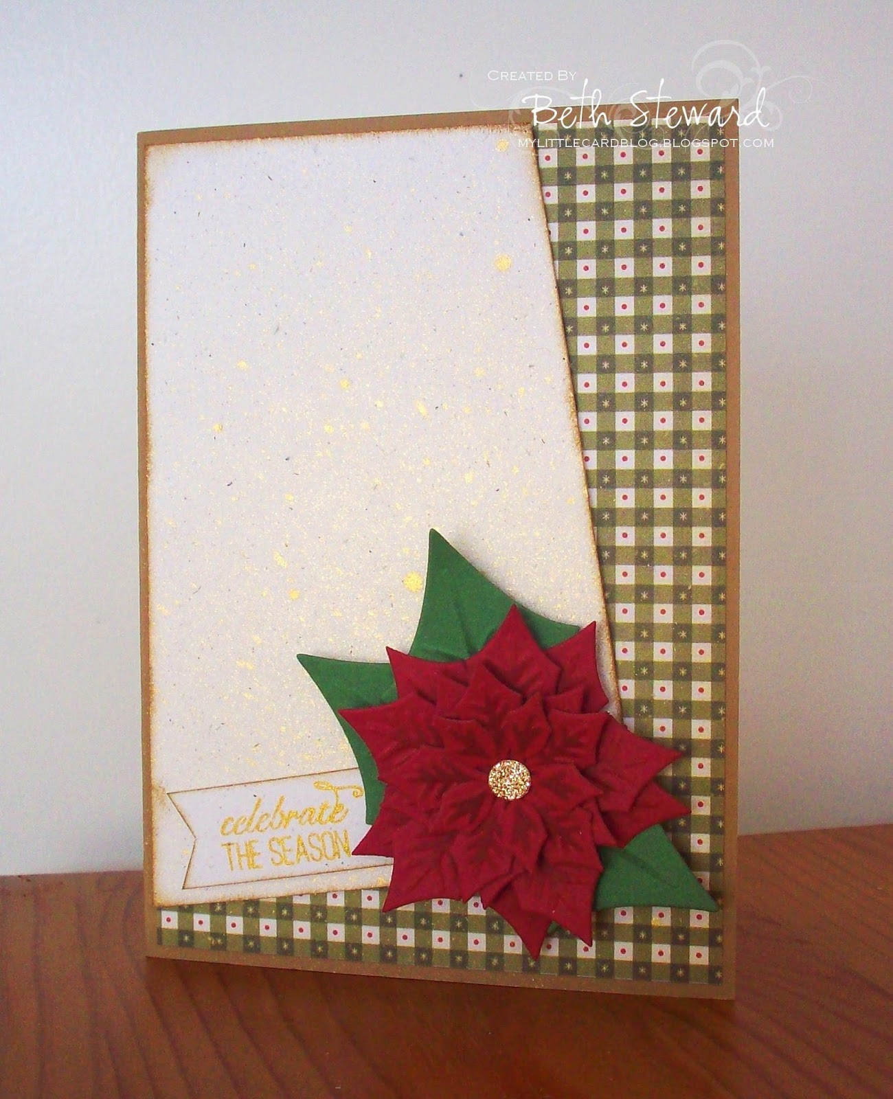 http://mylittlecardblog.blogspot.co.uk/2014/05/christmas-flowers.html