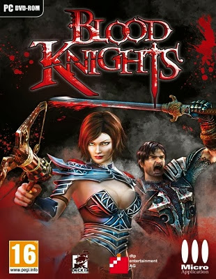 Blood Knights PC Cover