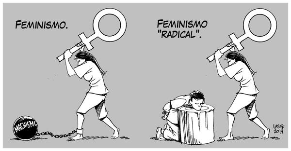 Los aciertos-soluciones de la izquierda. Feminismo%2By%2Bfeminismo%2Bradical