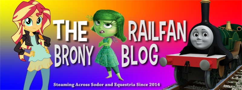 The Railfan Brony Blog