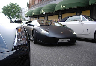 Arabic Stylish Cars In London 2