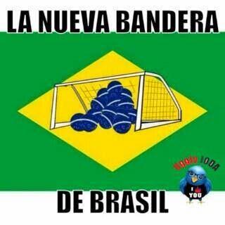 La nueva bandera de Brasil