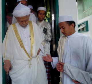 Dato Bentara Setia Tuan Guru Nik Aziz Nik Mat