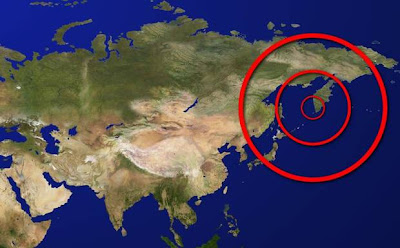 Sismo 6,1 grados sacude Rusia, 24 de Junio de 2012