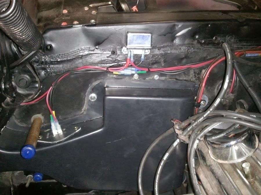 u0026 39 73 nova custom  the heater undelete