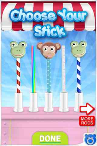 Cotton Candy!, iPhone Kids games Free Download, iPhone Applications