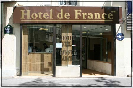 Paip astm mars 2012 for Recherche hotel france
