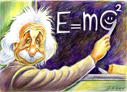 Einstein Membuktikan Keberadaan Tuhan