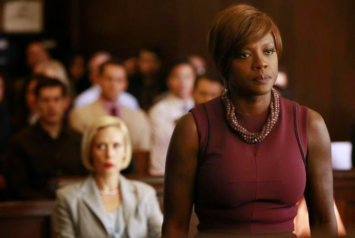 "How To Get Away With Murder - Let's Get to Scooping - Review: ""Jawdropping"""