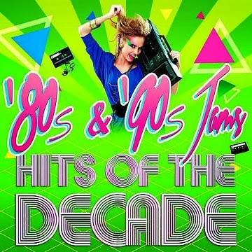 Download – 80s & 90s Jams! Hits of the Decade – 2014