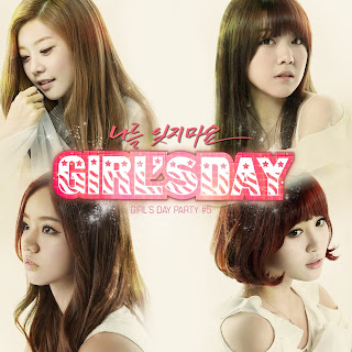 Girl's Day Don't Forget Me cover