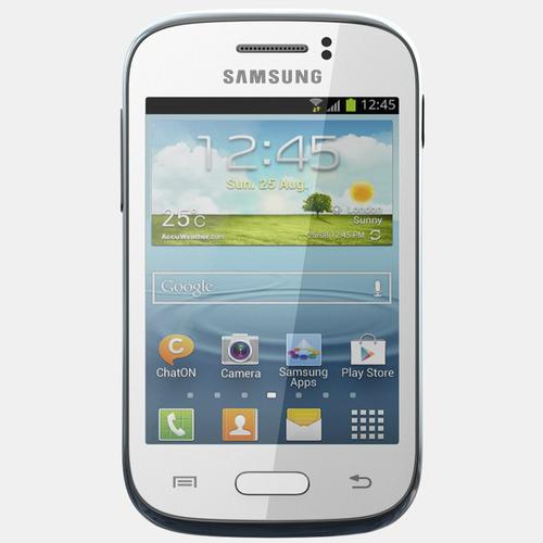 Galaxy Young S6310 HP Android Jelly Bean harga dibawah 1.5 juta