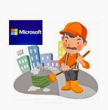 barrendero, Microsoft, motivacion,