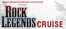 ZZ Top, Molly Hatchet o George Throgood al Rock Legends Cruise
