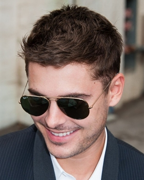 Latest Male Hairstyles 2013
