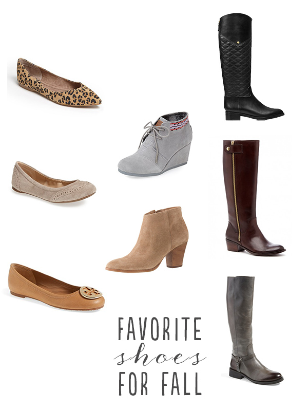 Fall Boots, fall shoes, boots, flats, booties, favorite shoes