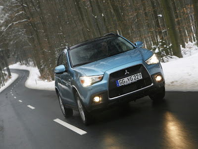 2011 Mitsubishi ASX Wallpaper