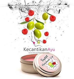 Jual Pemerah Bibir Sweet Macaron Lips Original