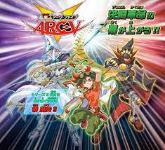 Yu-Gi-Oh ARC-V 16