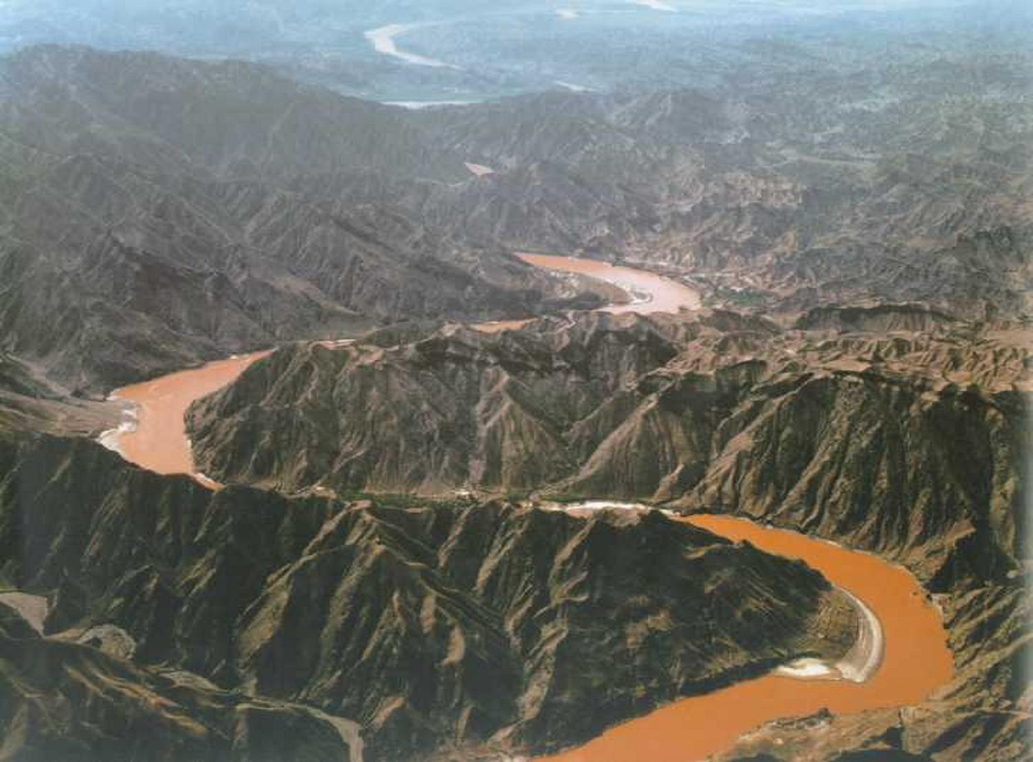Ilog Huang He o Yellow River