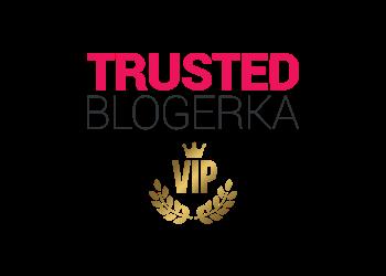 Tytuł Trusted Blogerki VIP