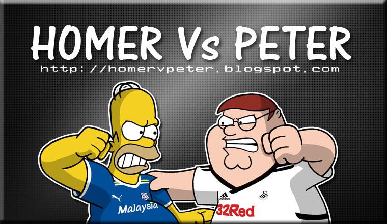 Homer Vs Peter
