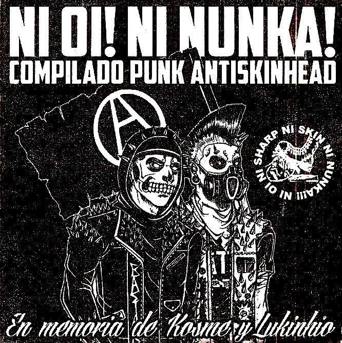 COMPILADO ANTISKINHEAD