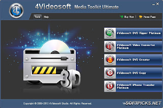 Descargar 4Videosoft Media Toolkit Ultimate v5.0.30.9310 [Portable] [Ingles] [UL-SU] - Todo Taringa