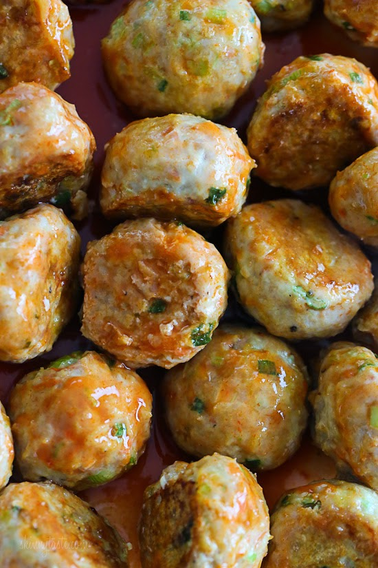 Almost Ethereal Chicken Meatballs Recipe — Dishmaps