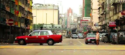 Sung Shi Kyung I Like Hong Kong traffic